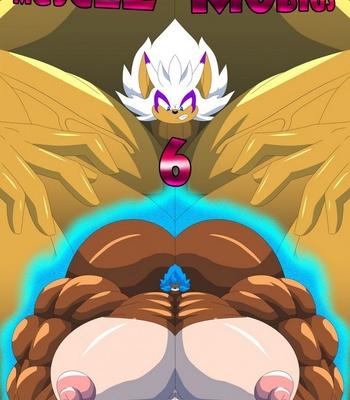 Porn Comics - Muscle Mobius 6