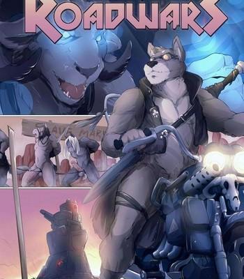Porn Comics - The Roadwars 1 Sex Comic