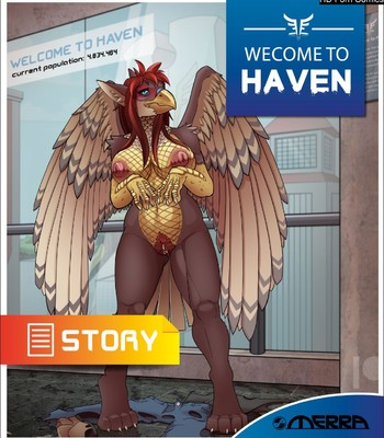 Porn Comics - Welcome To Haven