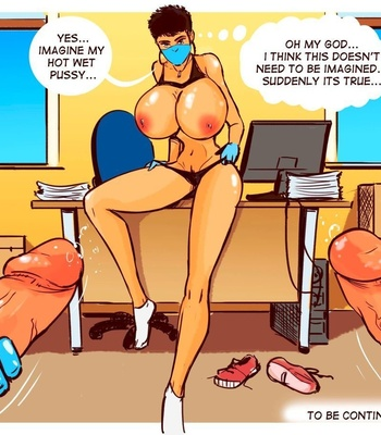 Margarita – Stay At Home comic porn sex 008