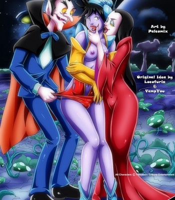 Porn Comics - Space Vampires