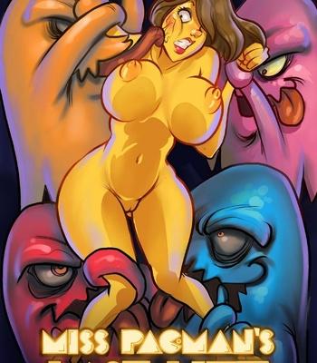 Porn Comics - Miss Pac-Man's Last Life