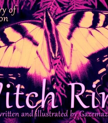 Porn Comics - Witch Ring Futanari comic