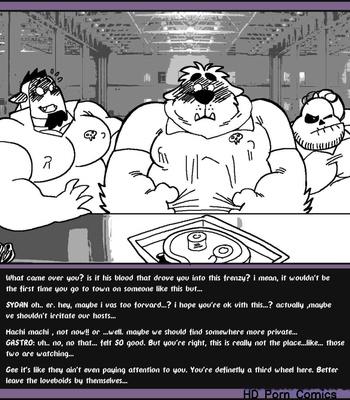 Monster Smash 1 comic porn sex 026