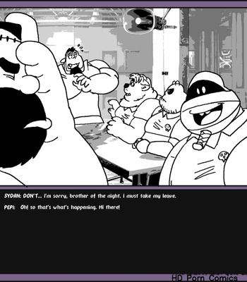 Monster Smash 1 comic porn sex 028