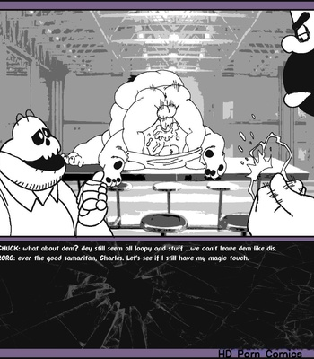 Monster Smash 1 comic porn sex 049