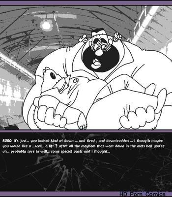 Monster Smash 1 comic porn sex 067