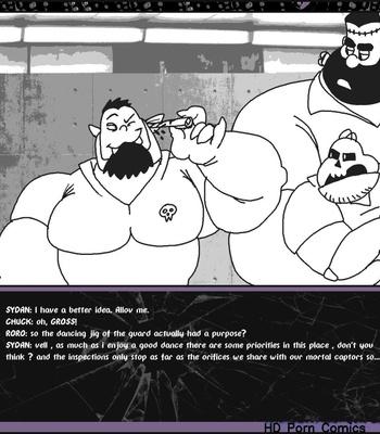 Monster Smash 1 comic porn sex 074