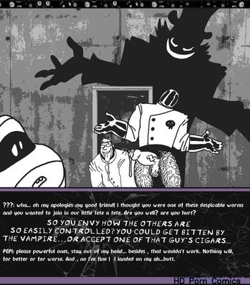 Monster Smash 1 comic porn sex 077