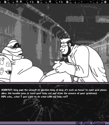 Monster Smash 1 comic porn sex 078