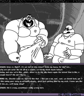 Monster Smash 1 comic porn sex 097