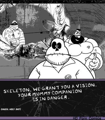 Monster Smash 1 comic porn sex 098