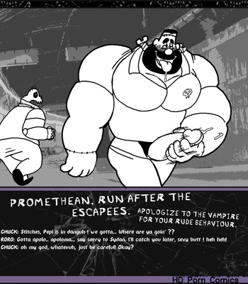 Monster Smash 1 comic porn sex 099