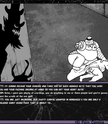 Monster Smash 1 comic porn sex 105