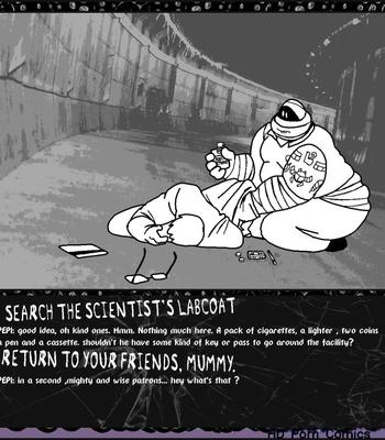 Monster Smash 1 comic porn sex 109