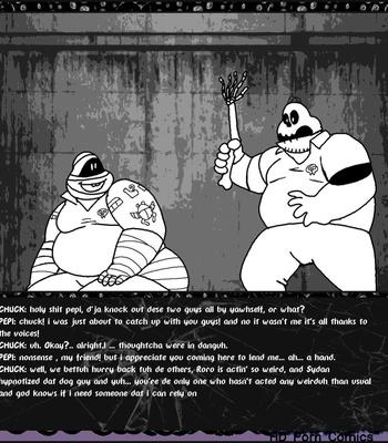 Monster Smash 1 comic porn sex 111
