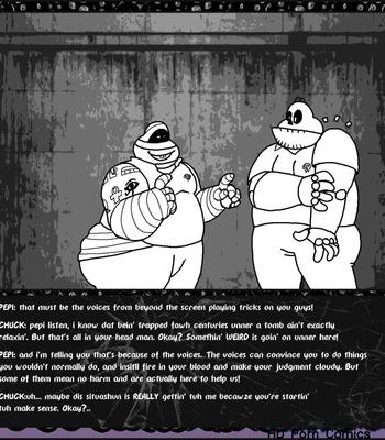 Monster Smash 1 comic porn sex 112