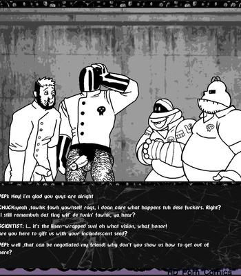 Monster Smash 1 comic porn sex 114
