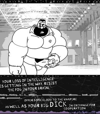Monster Smash 1 comic porn sex 116