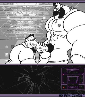 Monster Smash 1 comic porn sex 135