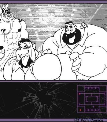 Monster Smash 1 comic porn sex 138