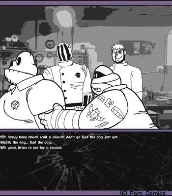Monster Smash 1 comic porn sex 143