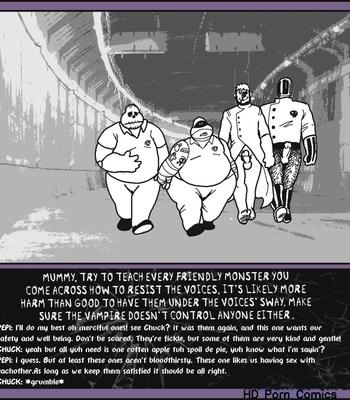 Monster Smash 1 comic porn sex 146