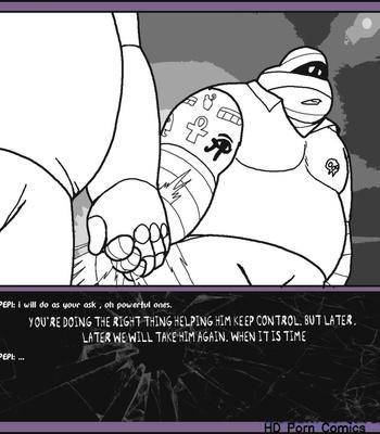 Monster Smash 1 comic porn sex 149