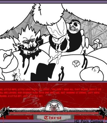 Monster Smash 1 comic porn sex 157