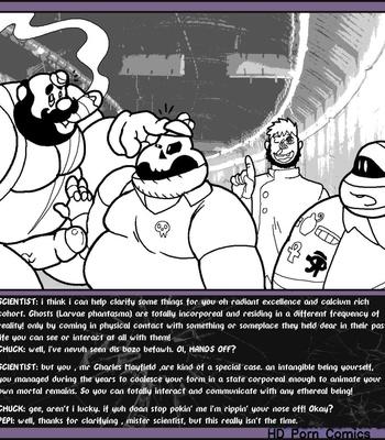Monster Smash 1 comic porn sex 169
