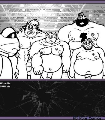 Monster Smash 1 comic porn sex 171