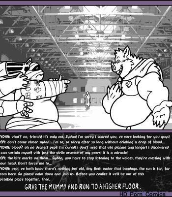 Monster Smash 1 comic porn sex 173