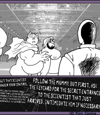 Monster Smash 1 comic porn sex 175