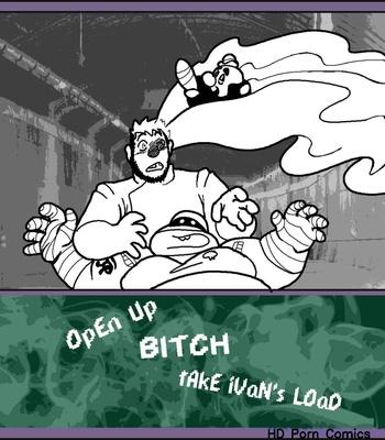 Monster Smash 1 comic porn sex 194