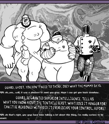 Monster Smash 1 comic porn sex 198