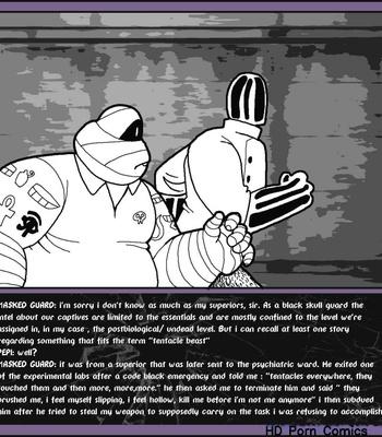 Monster Smash 1 comic porn sex 199