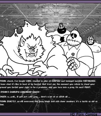 Monster Smash 1 comic porn sex 201