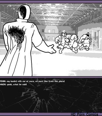 Monster Smash 1 comic porn sex 208