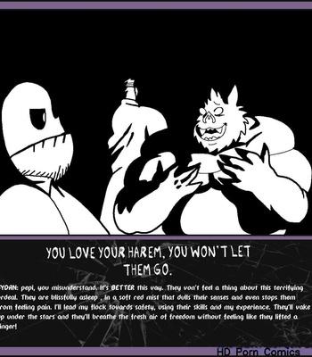 Monster Smash 1 comic porn sex 225