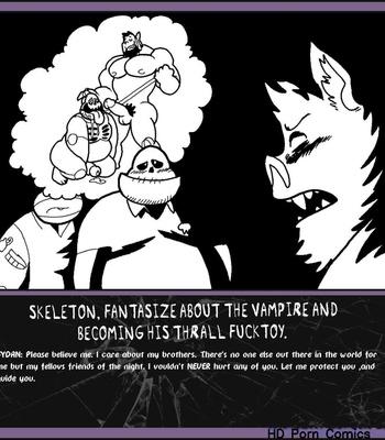 Monster Smash 1 comic porn sex 226