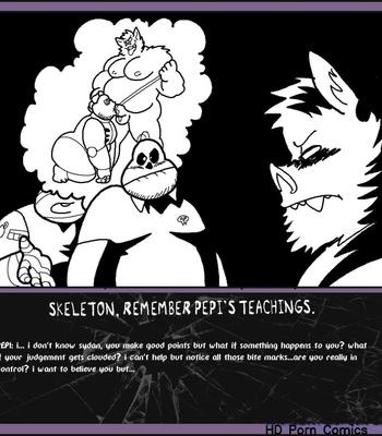 Monster Smash 1 comic porn sex 227
