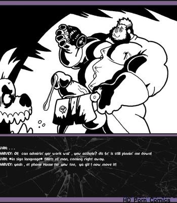Monster Smash 1 comic porn sex 260