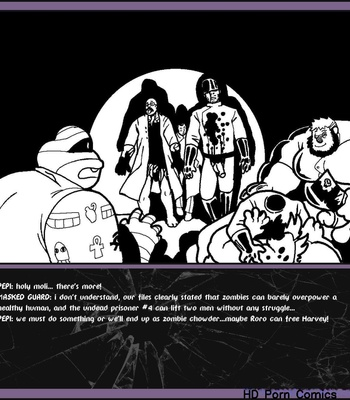 Monster Smash 1 comic porn sex 261