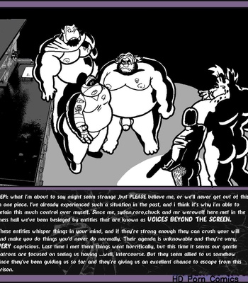 Monster Smash 1 comic porn sex 284