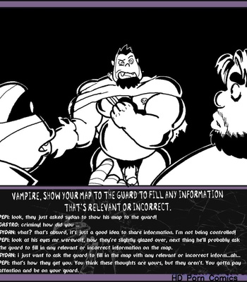 Monster Smash 1 comic porn sex 286
