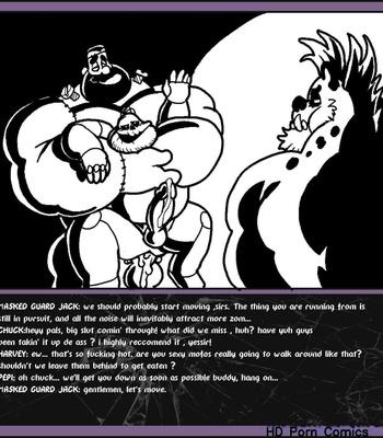 Monster Smash 1 comic porn sex 289