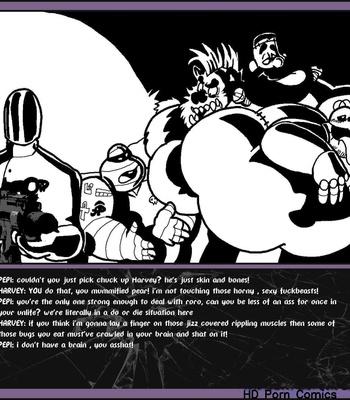Monster Smash 1 comic porn sex 290