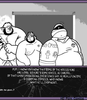 Monster Smash 1 comic porn sex 302