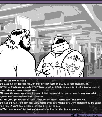 Monster Smash 1 comic porn sex 310