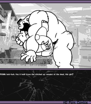 Monster Smash 1 comic porn sex 316